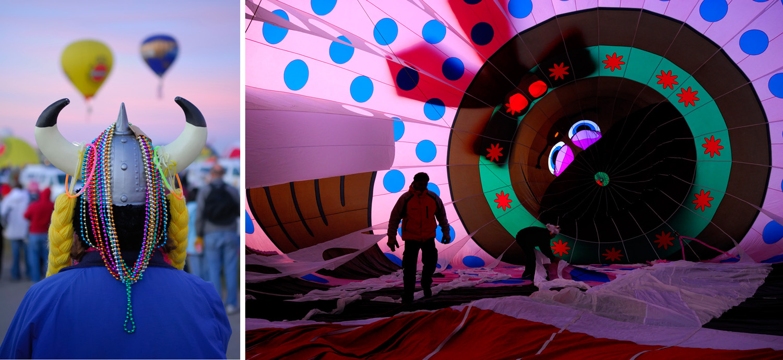 Albuquerque Balloon Fiesta, New Mexico