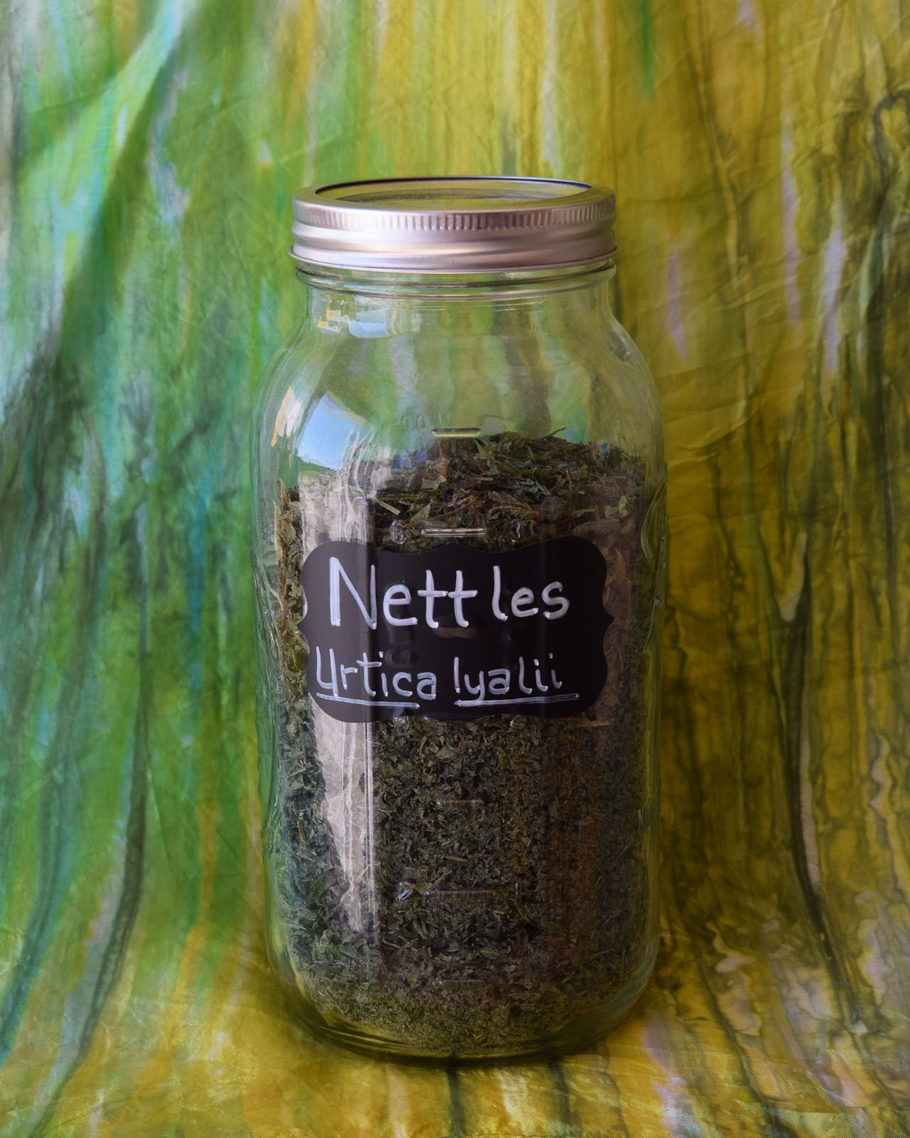 Nettle leaves*