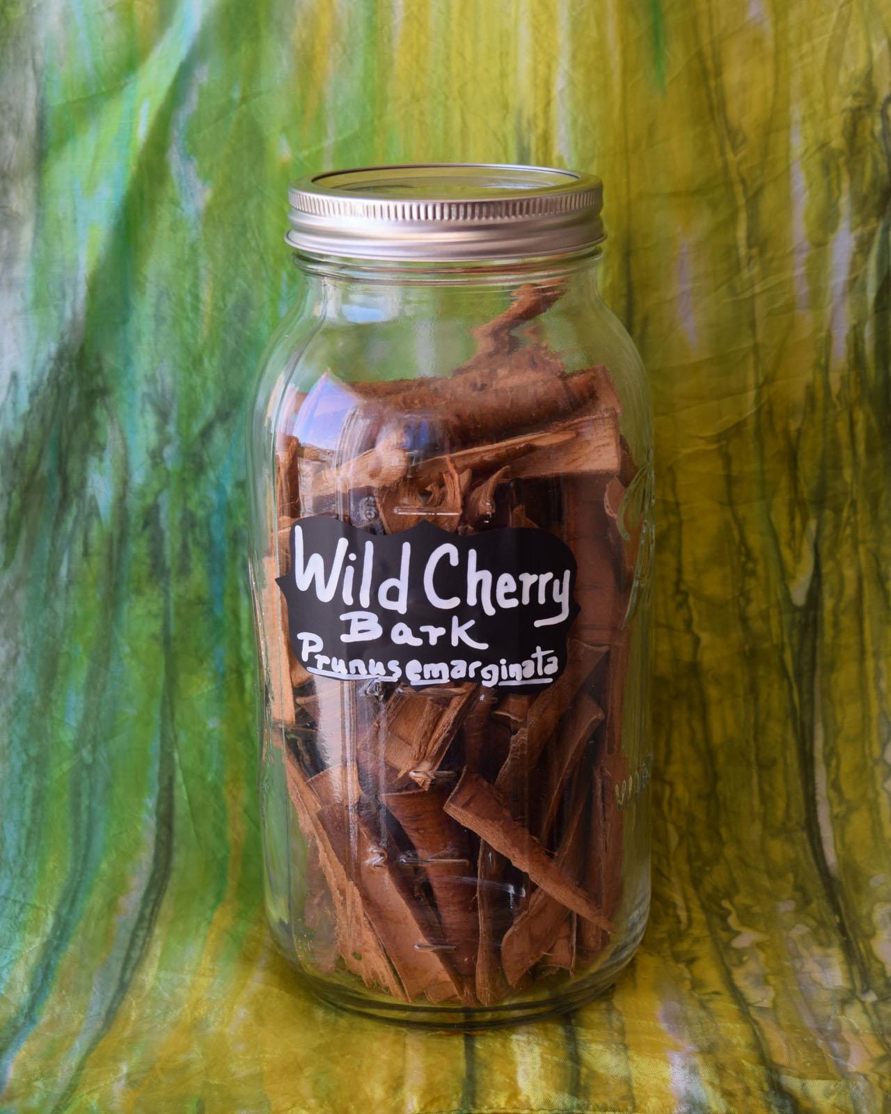 Wild Cherry bark*