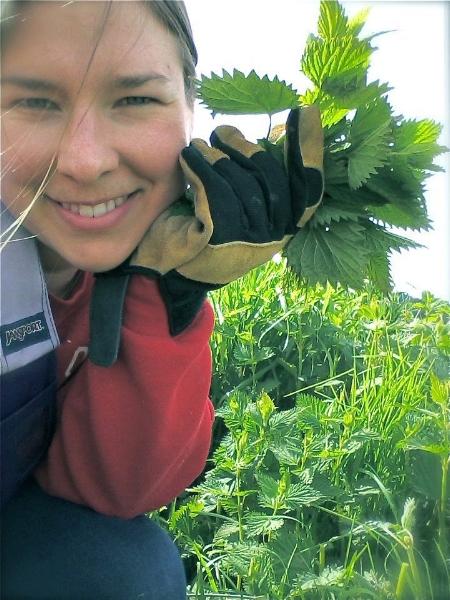 Kelly Ann Nickerson, MS. Herbalist