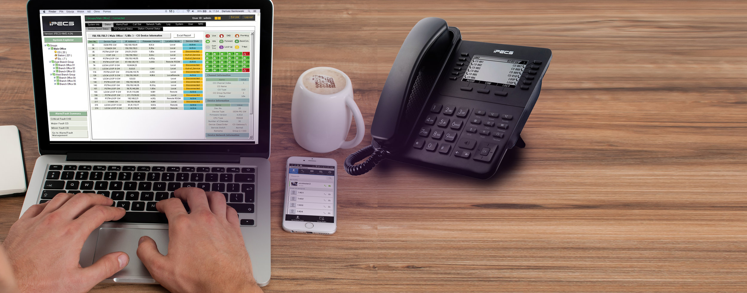 CONNECTING PEOPLE ANYWHERE   On Landlines, Mobiles, Laptops and Desktops