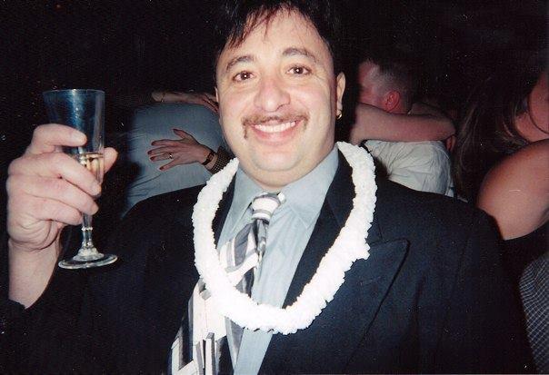 Mr. Joe Cool Santoro January 20th, 1960-October 25th, 2002