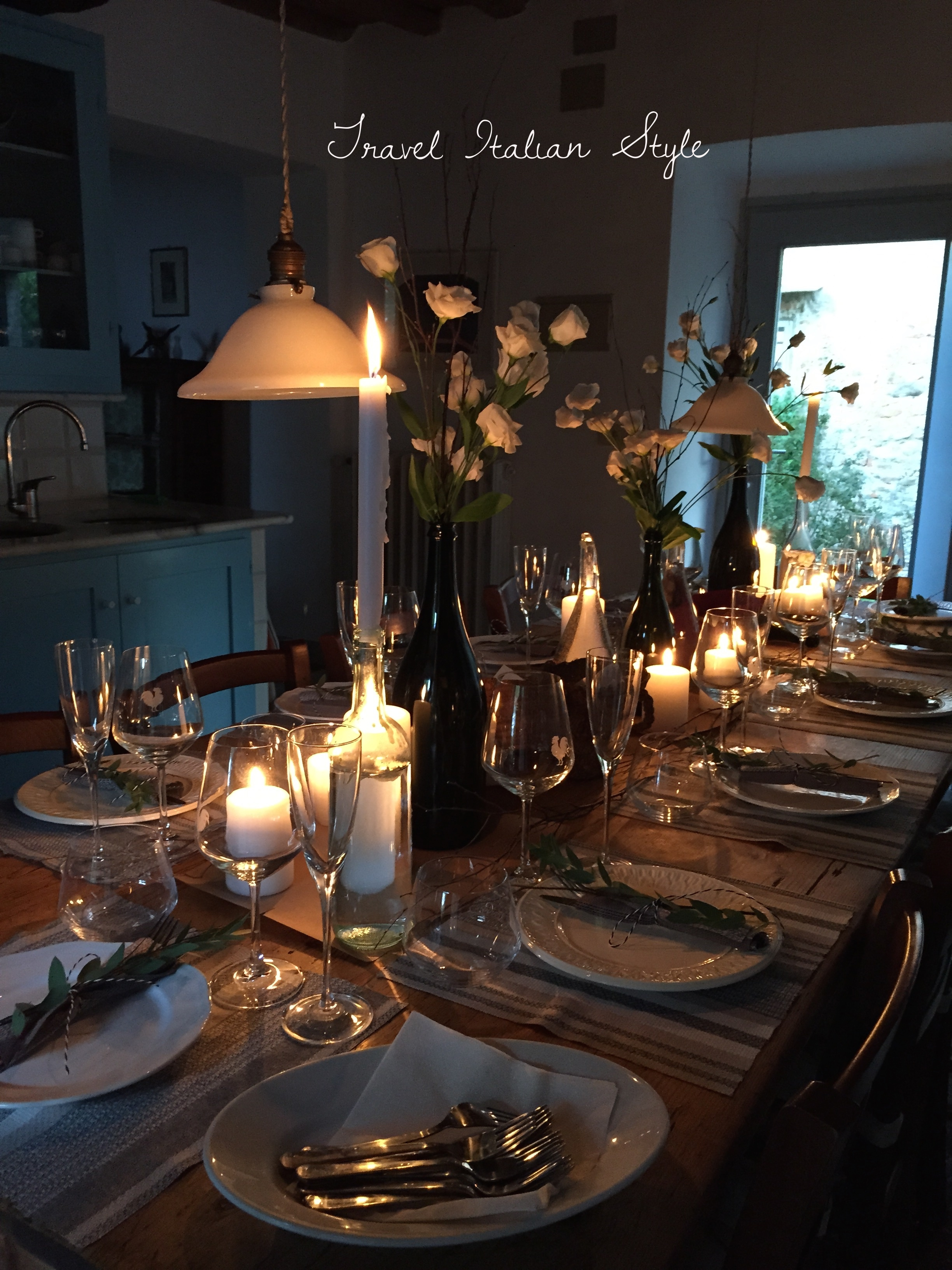 thanks to journaling i can always remember this tuscan dinner and then recreate for clients