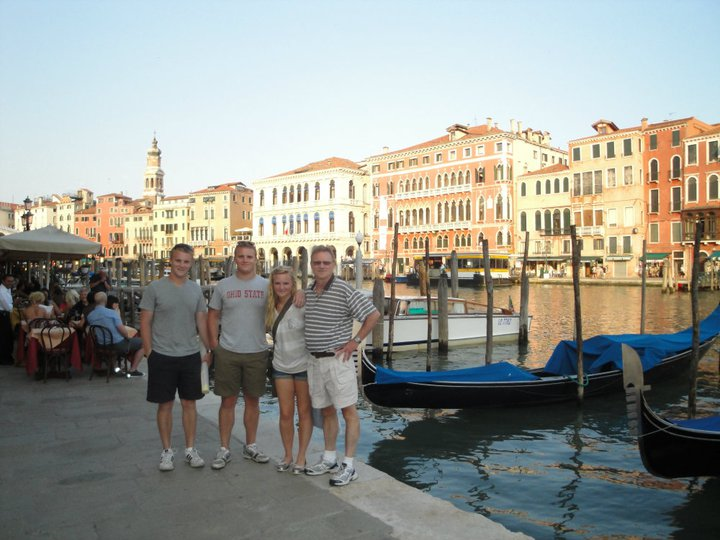 PHOTO COURTESY OF BRYCE CONWAY (VENICE, ITALY)