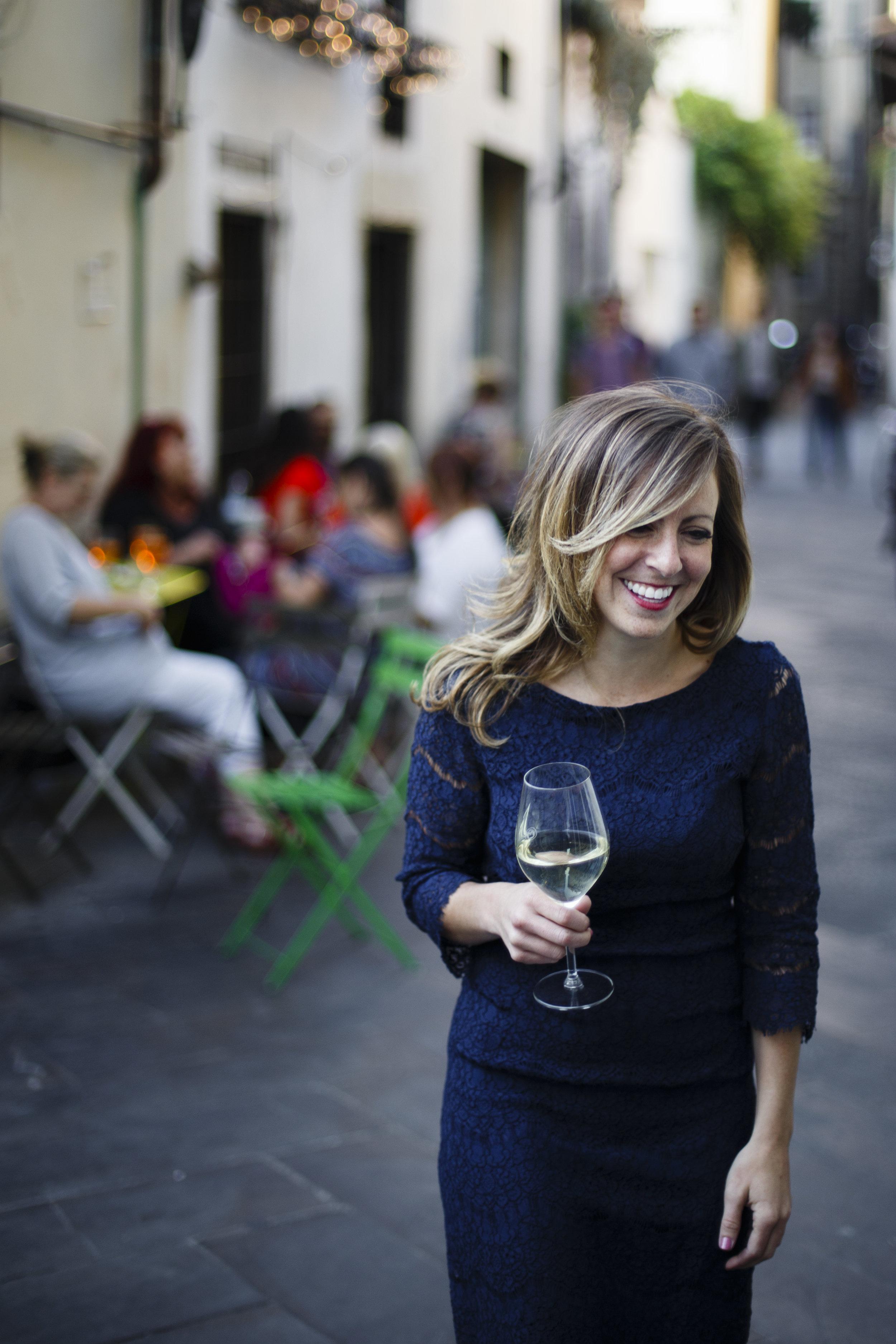 Cassandra in Piazza della Passera Florence Photo by Maria Riazanova .jpg