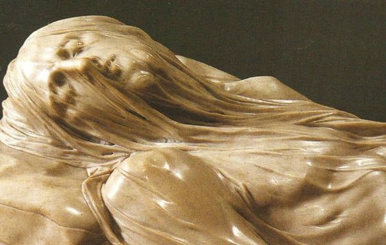 Photo via Pinterest | Veiled Christ