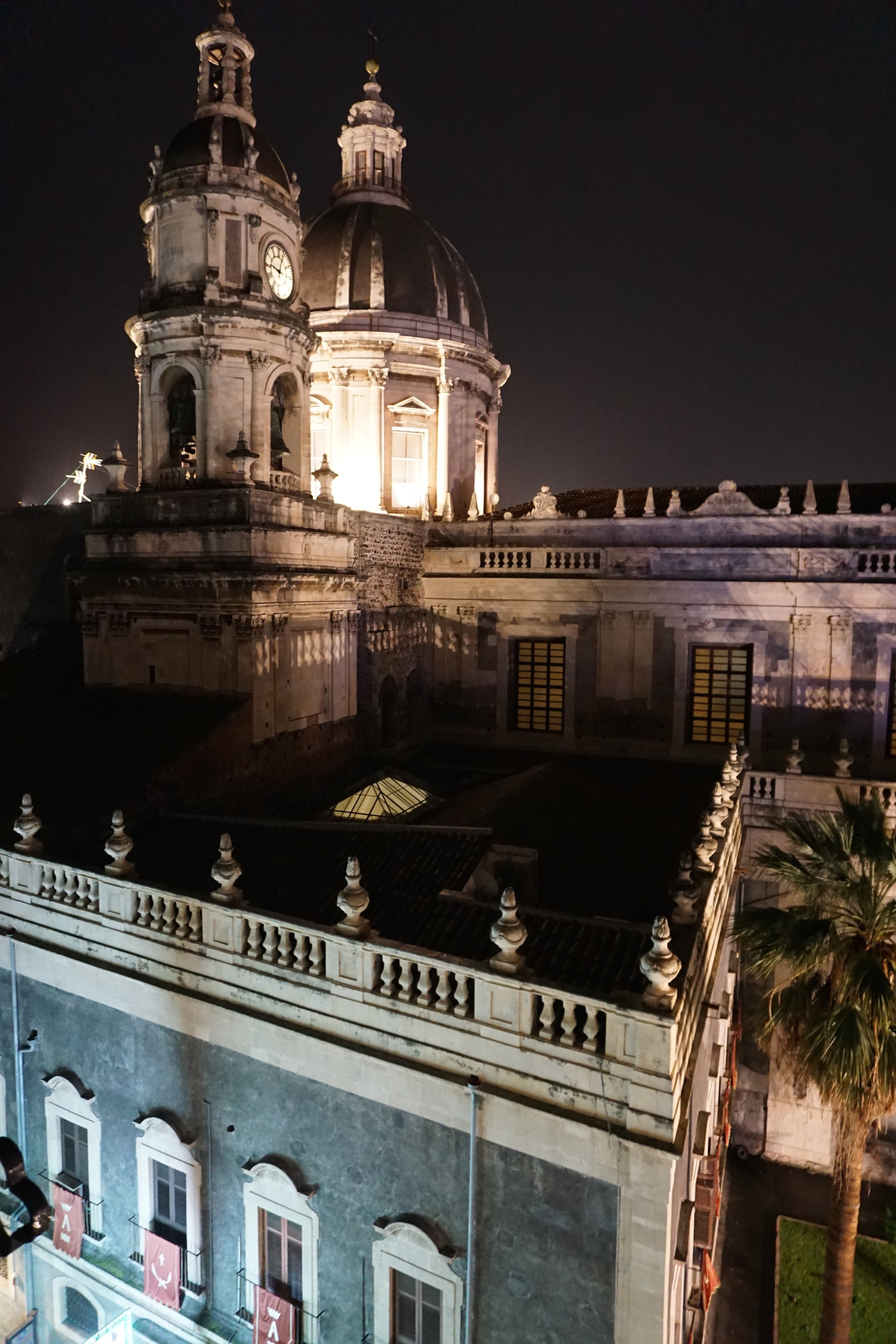 A View of the Catania Cathedral, dedicated to Saint Agata PICTURE BY TRAVEL ITALIAN STYLE