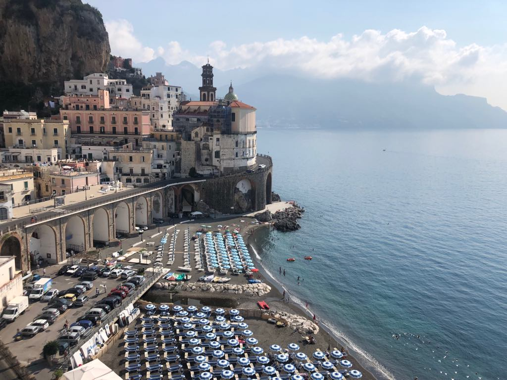 "Atrani Italy - one of my many ""home towns"" in Italy - 2018"