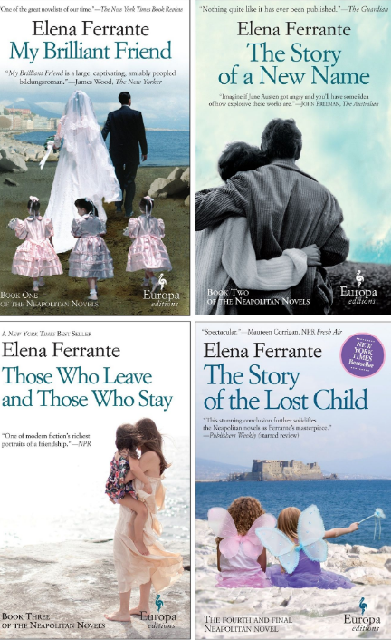 The Ferrante Series - Pic Courtesy of NY Daily News