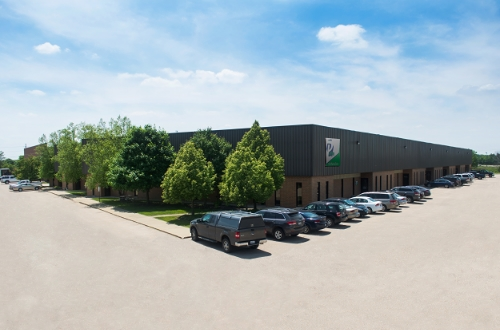 Patlin Inc. Chicagoland Corporate Headquarters