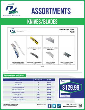 Knives / Blades