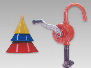 Funnels / Hand Pumps