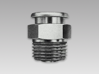 Button-Head Grease Fittings