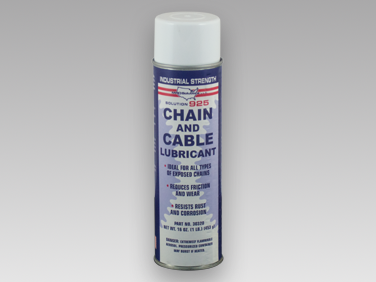 Chain and Cable Lubricants