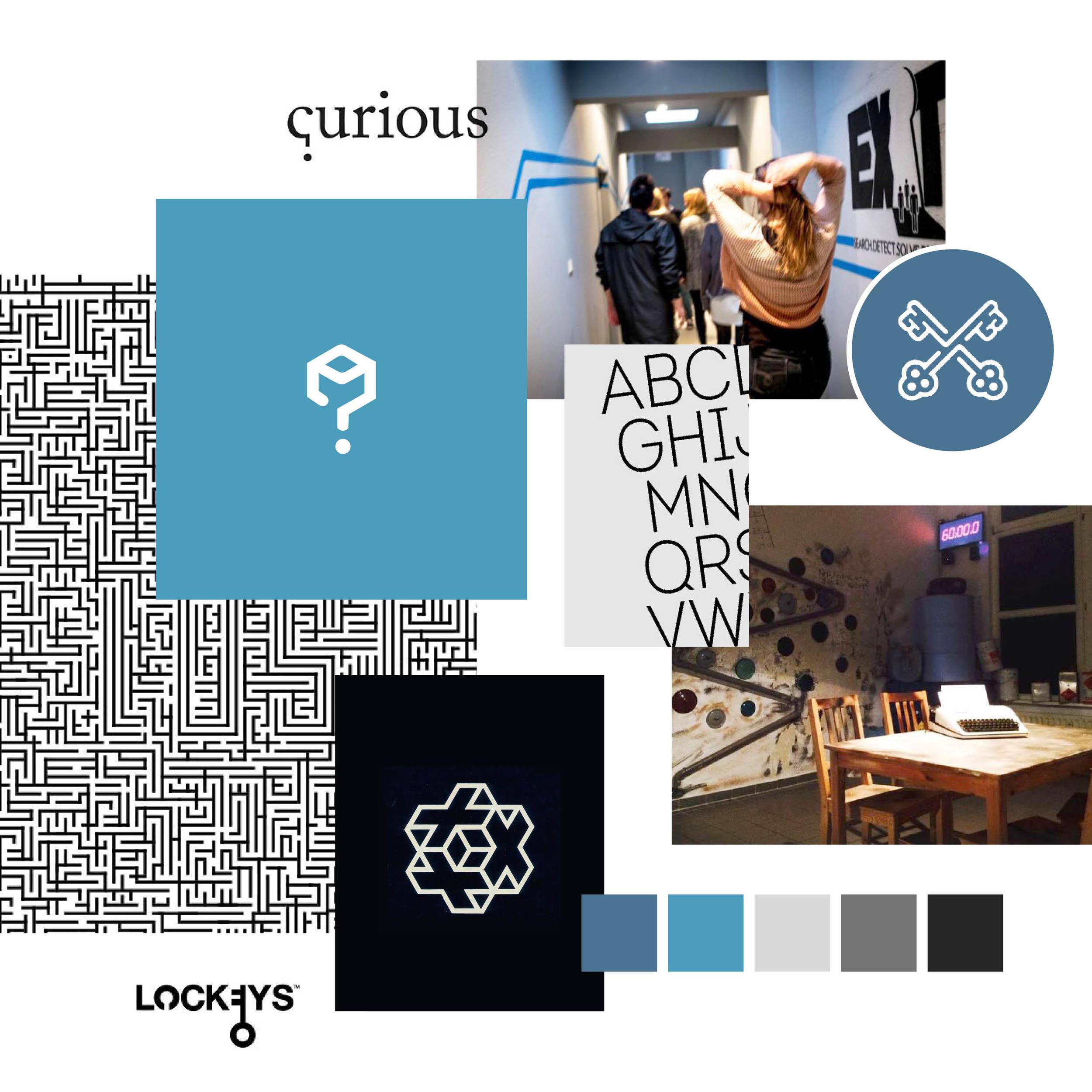escaperoom-moodboard