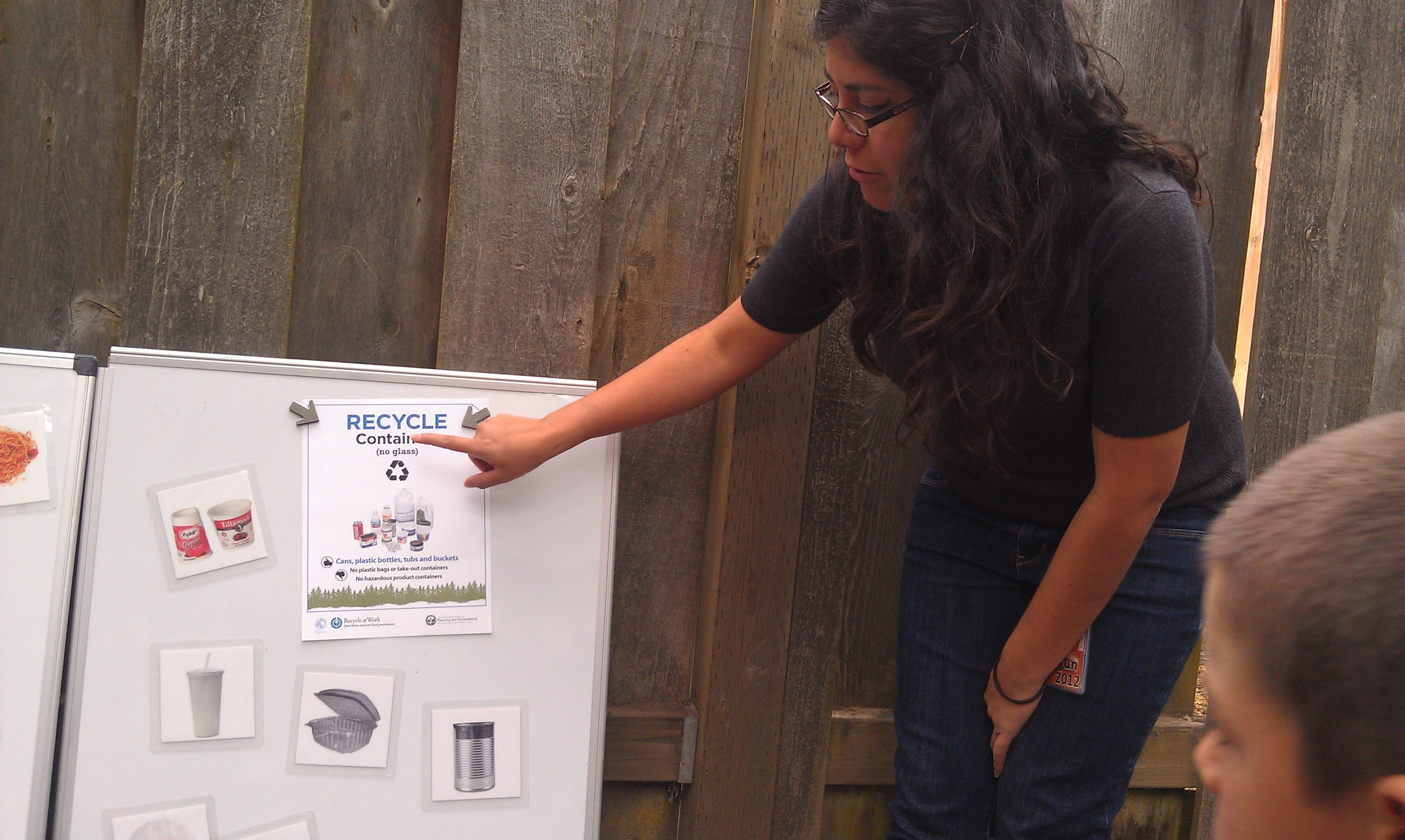 Inspire change in your community   Become a Master Recycler    Learn more