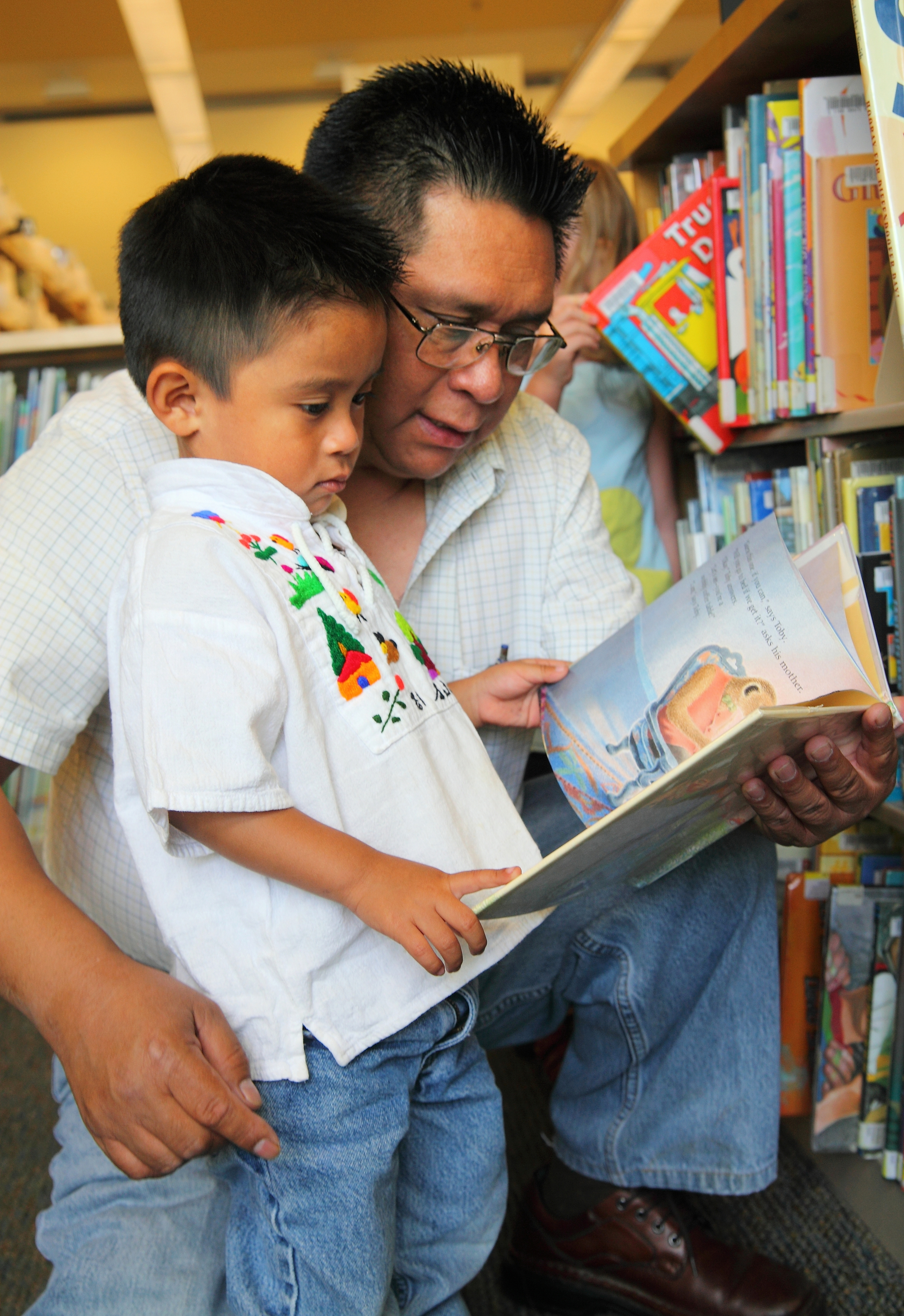 Libraries are longstanding institutions of sharing