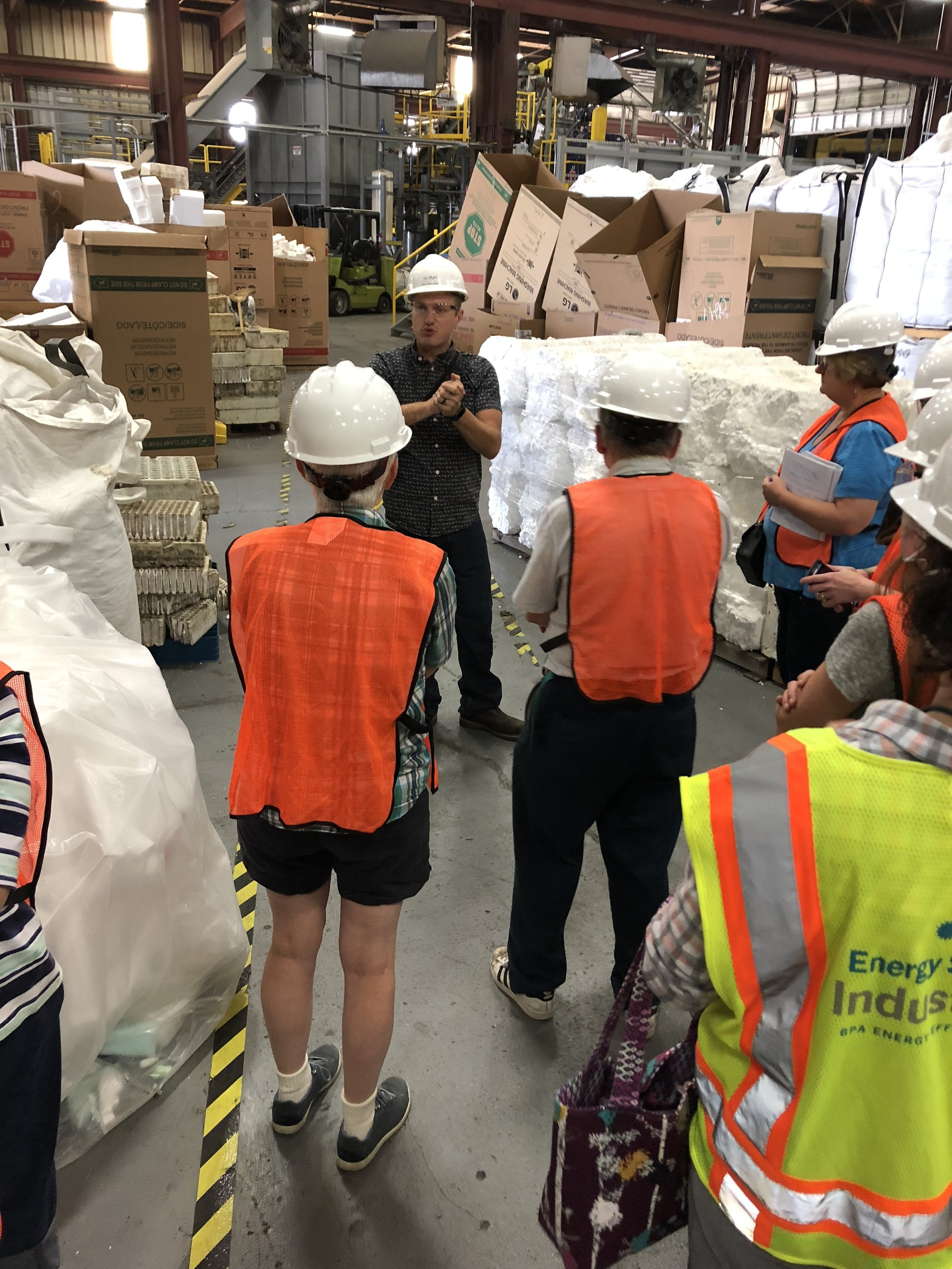 - The Master Recycler Program organizes tours for graduates of the class as part of the ongoing training program. Master Recyclers have explored local recyclers, the landfill in Arlington and non-profit efforts over the years. Where should we go next? Send your ideas to masterrecycler@portlandoregon.gov