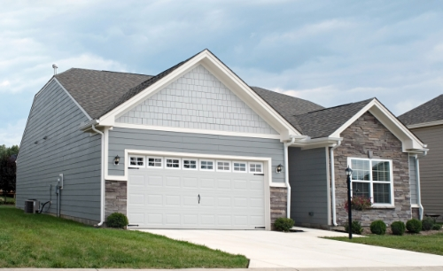 Exterior house painting contractor