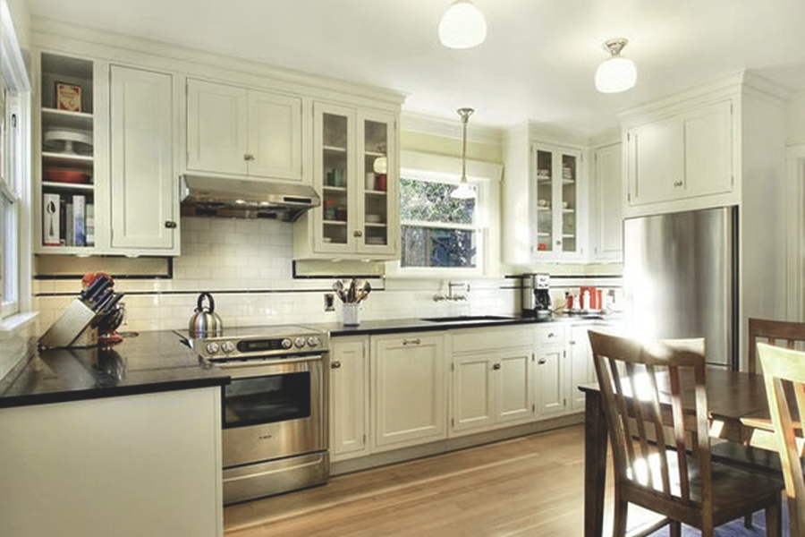 WHITE KITCHEN CABINETS MINNESOTA