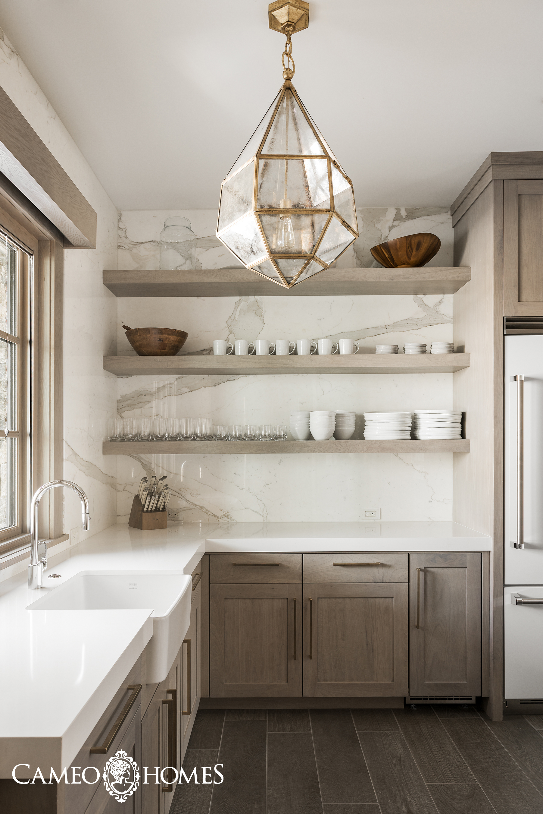 Butler S Pantry Fit For A King Cameo Homes