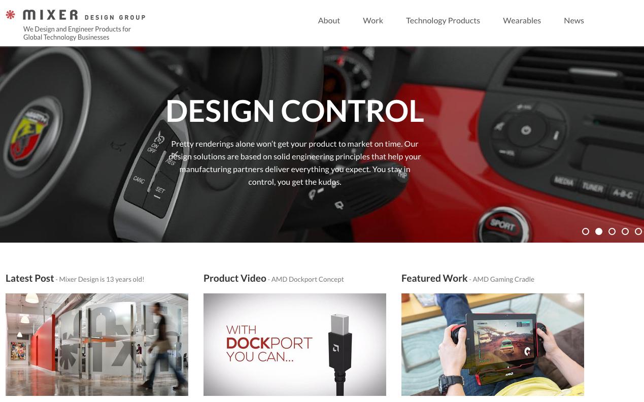 Mixer Design Group
