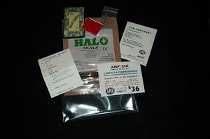 Amp-3 Chest Seal Kit