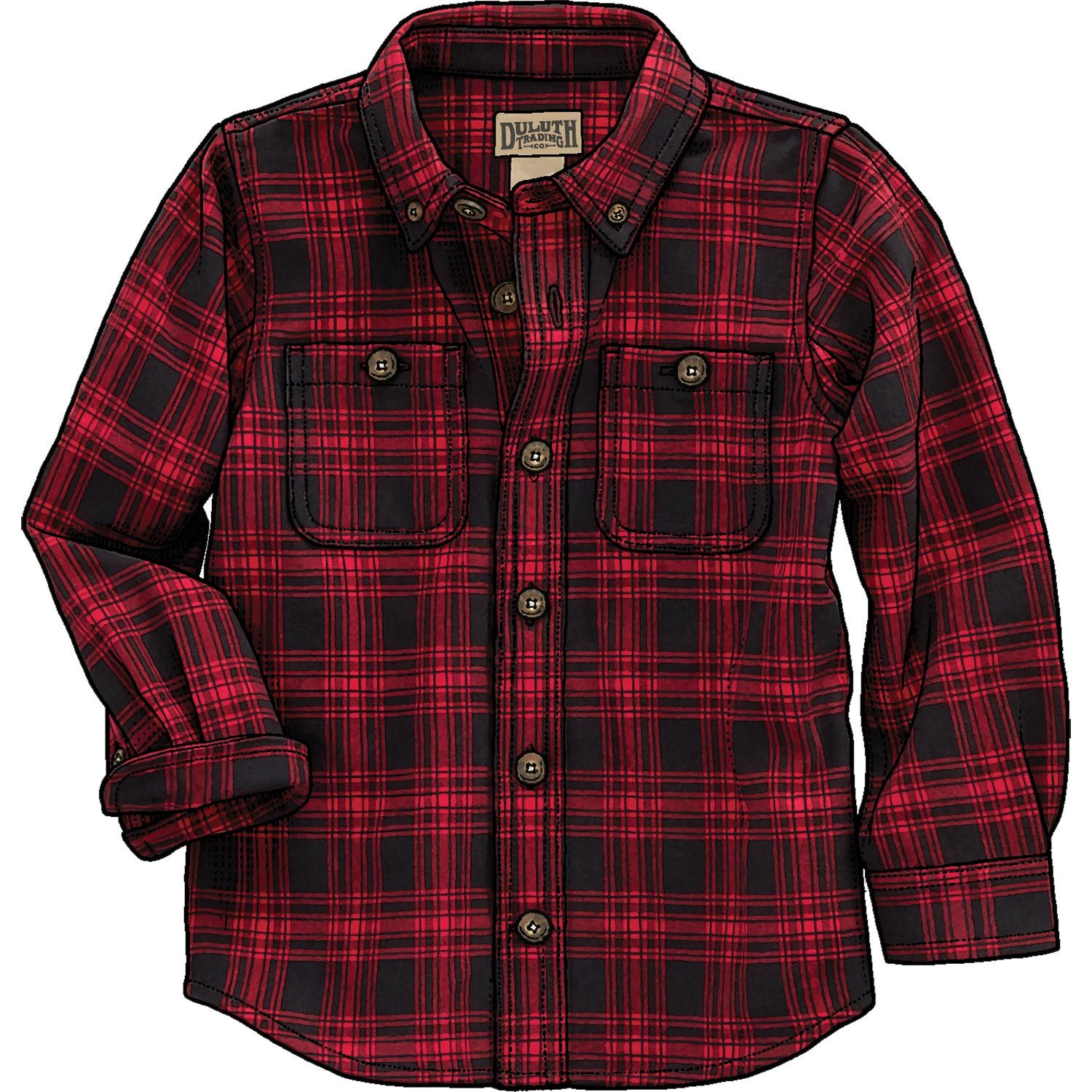 Duluth Flannel Shirts