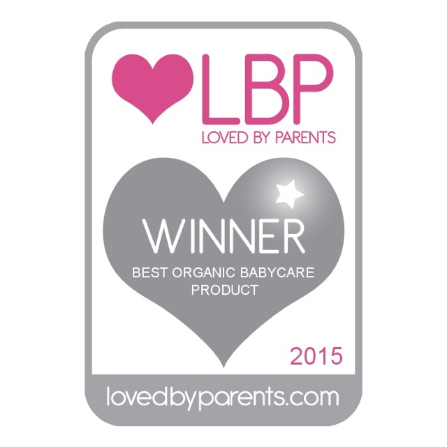 Kokoso Baby Coconut Oil wins silver in the 2015Loved by Parents.