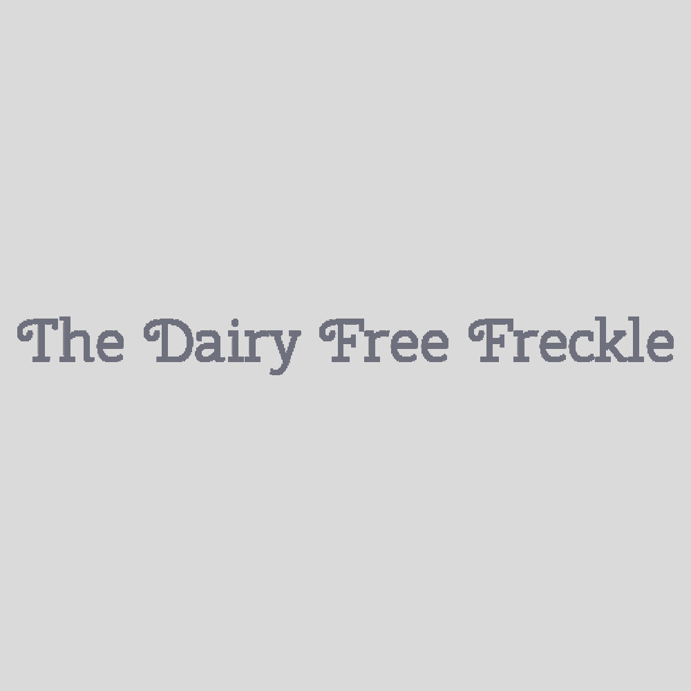 The Dairy Free Freckle