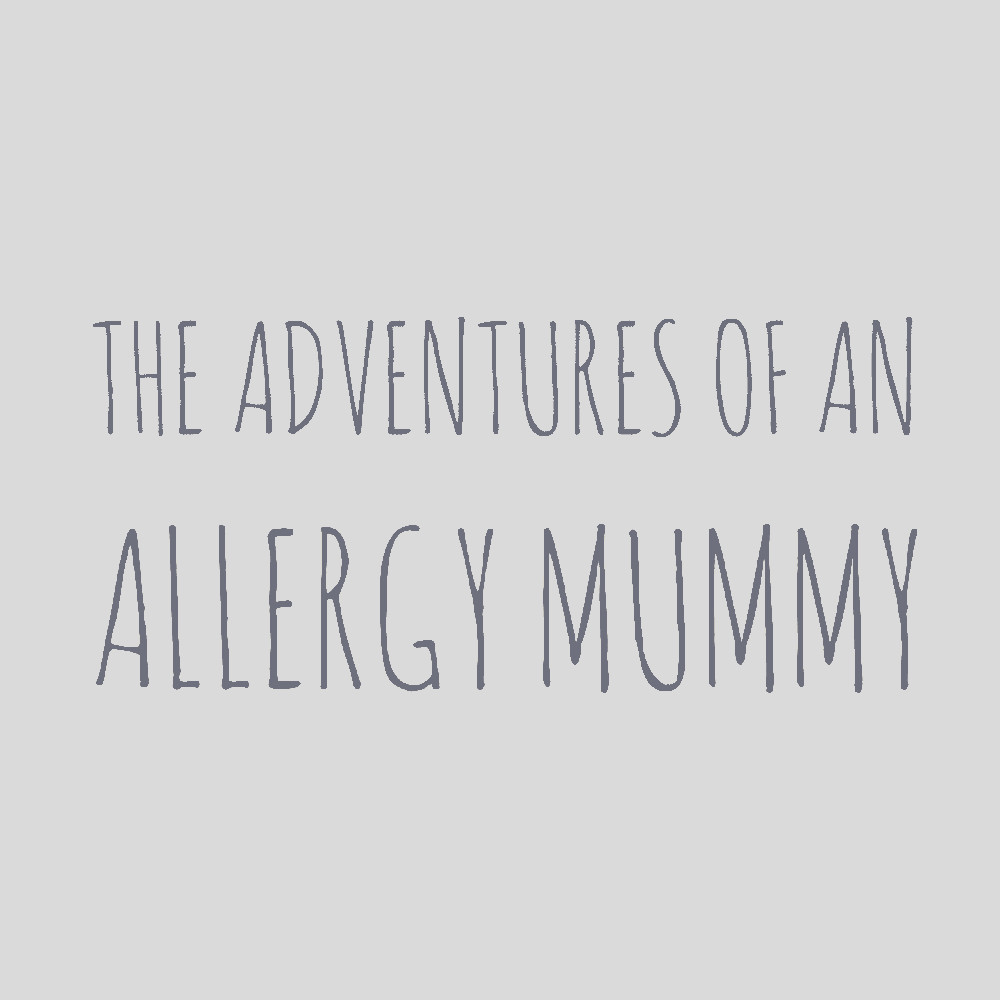 The adventures of an allergy mummy