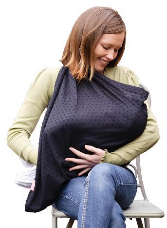 The Mama Scarf designed by Keira O'Mara.