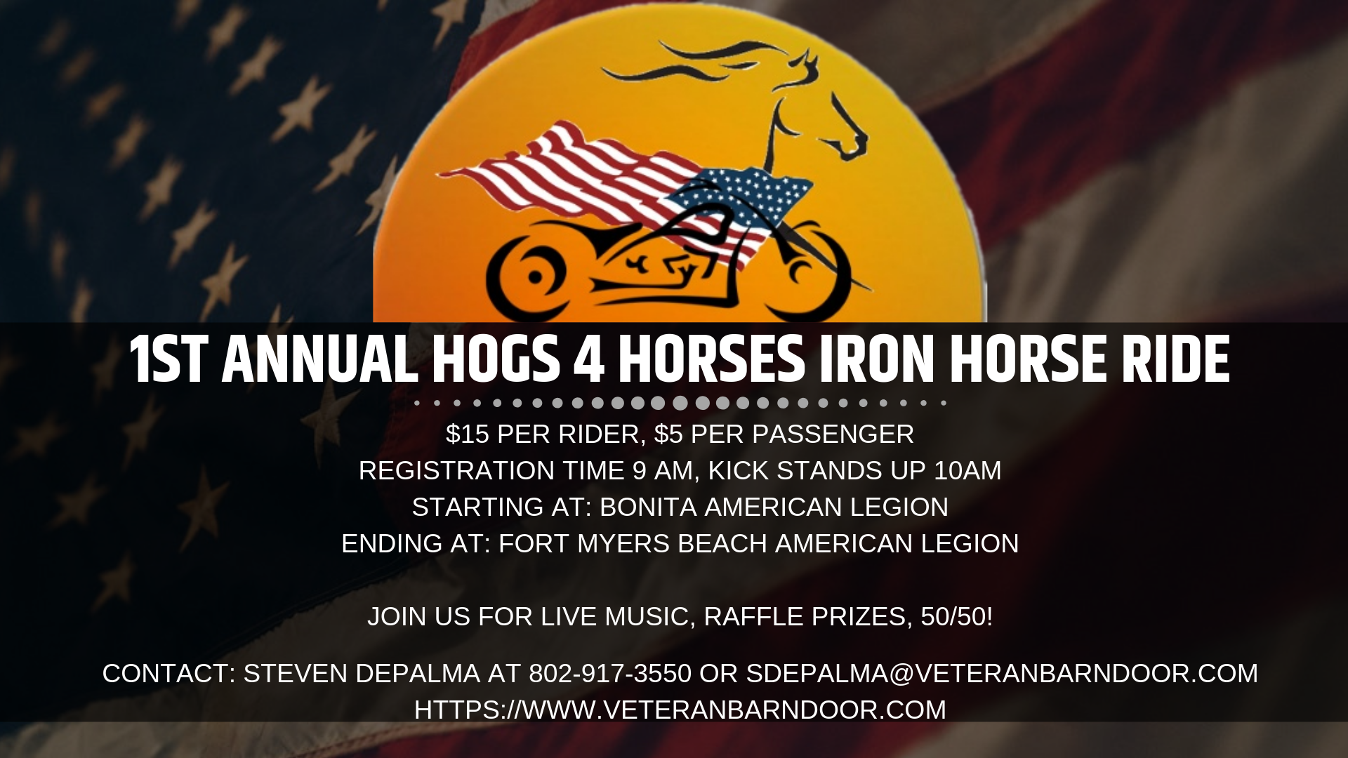 1ST ANNUAL HOGS 4 HORSES IRON HORSE RIDE (1).png