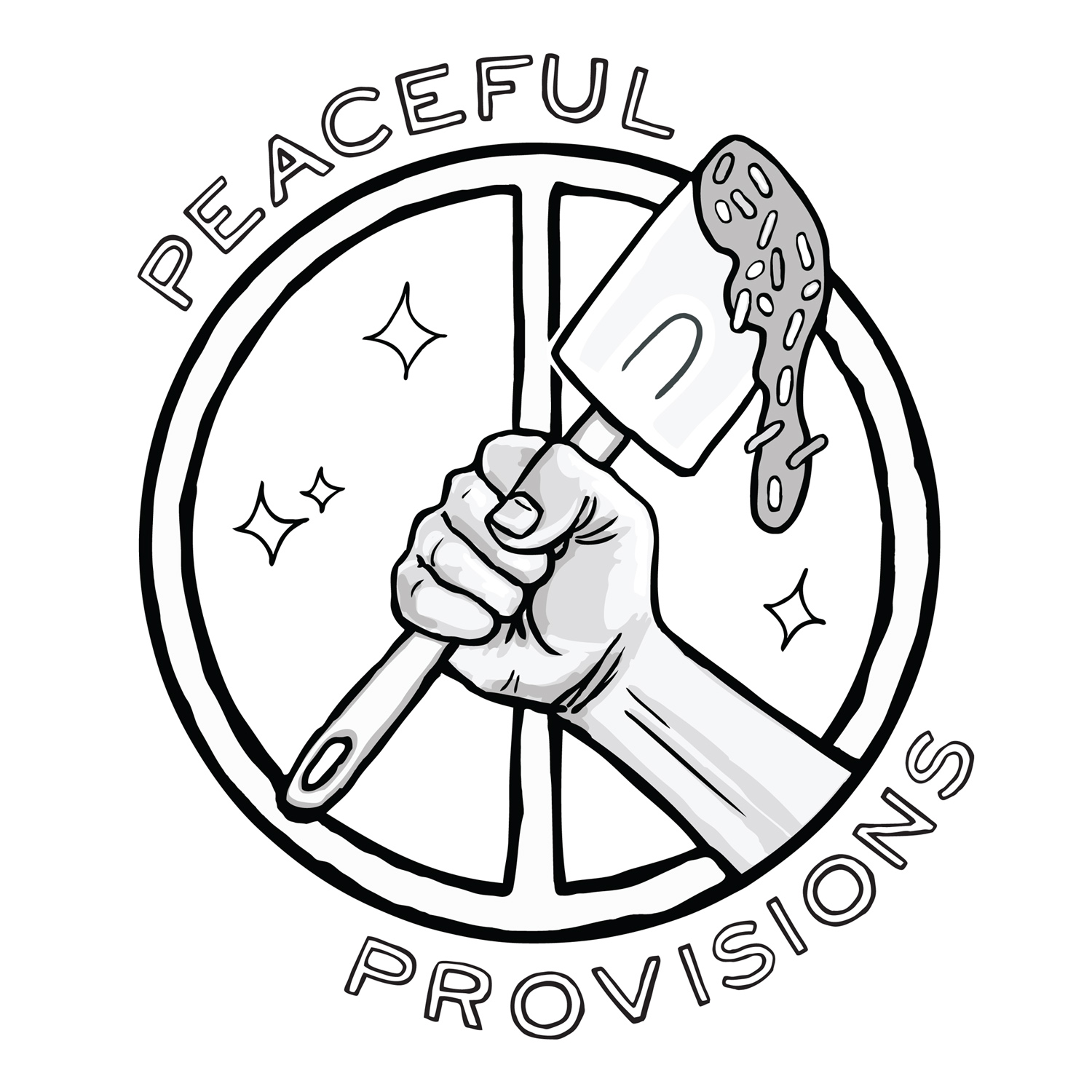 Peaceful Provisions