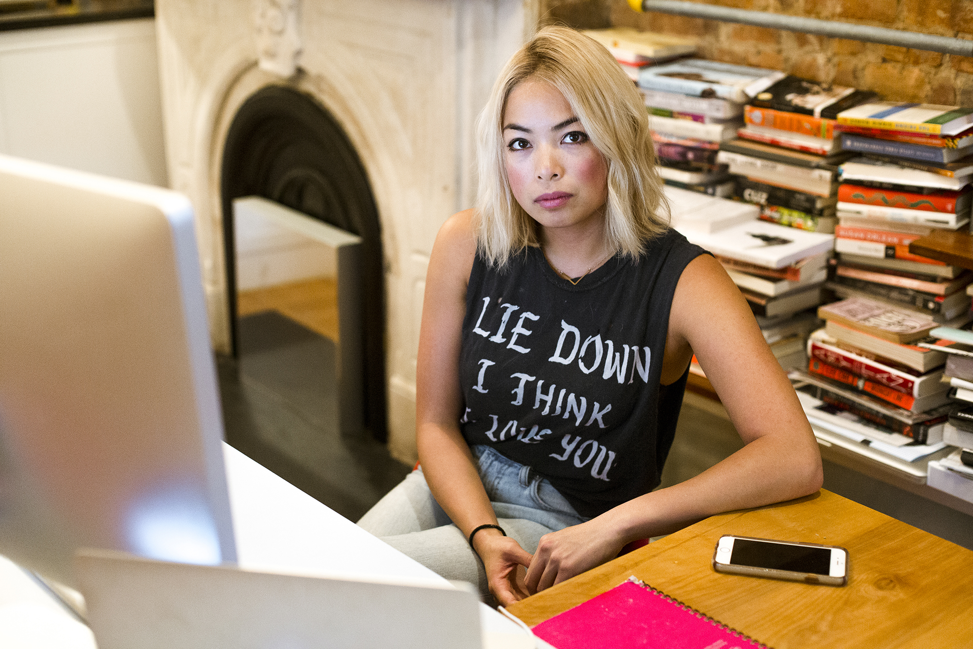 Writer Jia Tolentino for Mythos Magazine