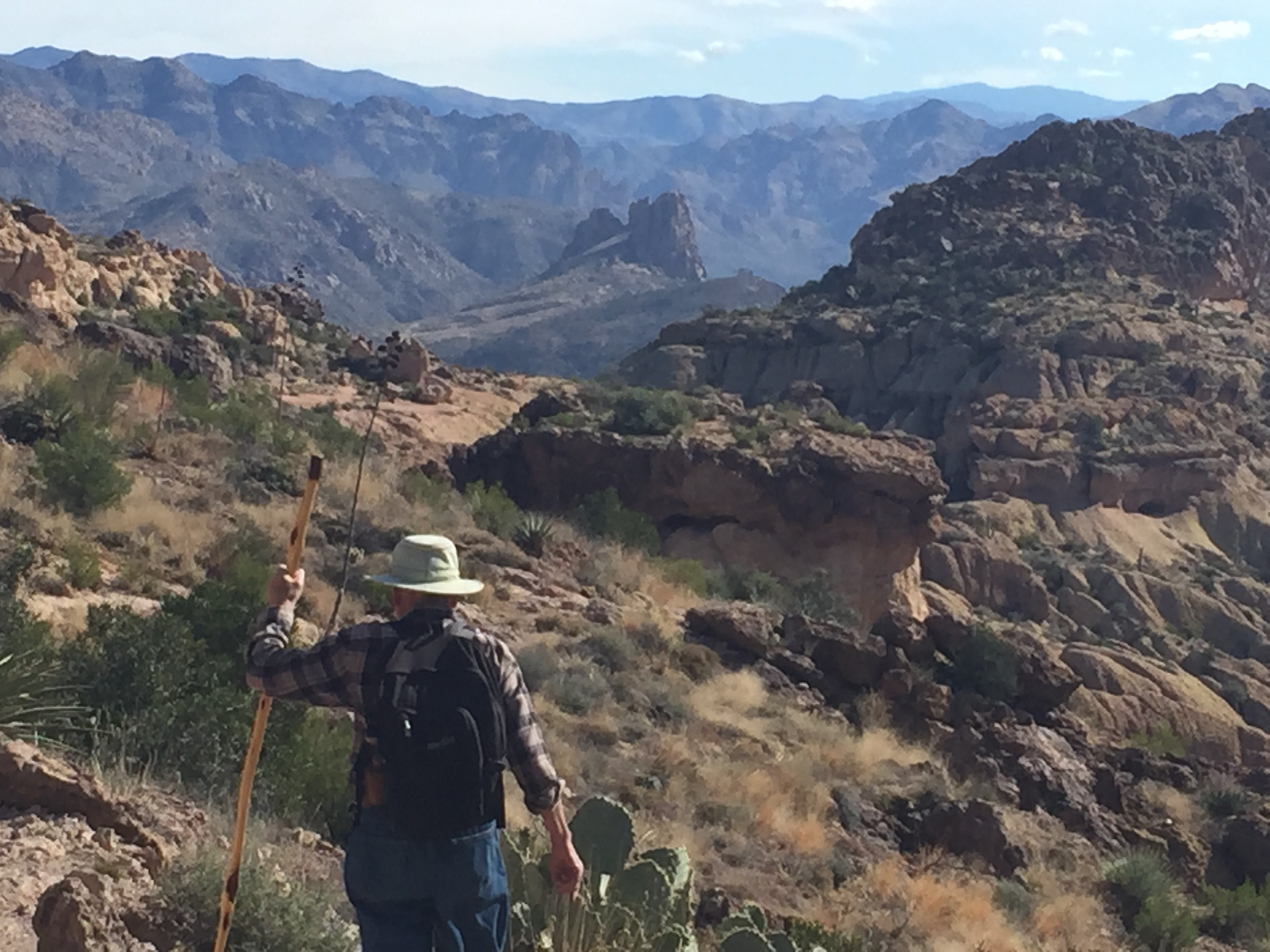Rolfing® Resources images - Wilderness hike