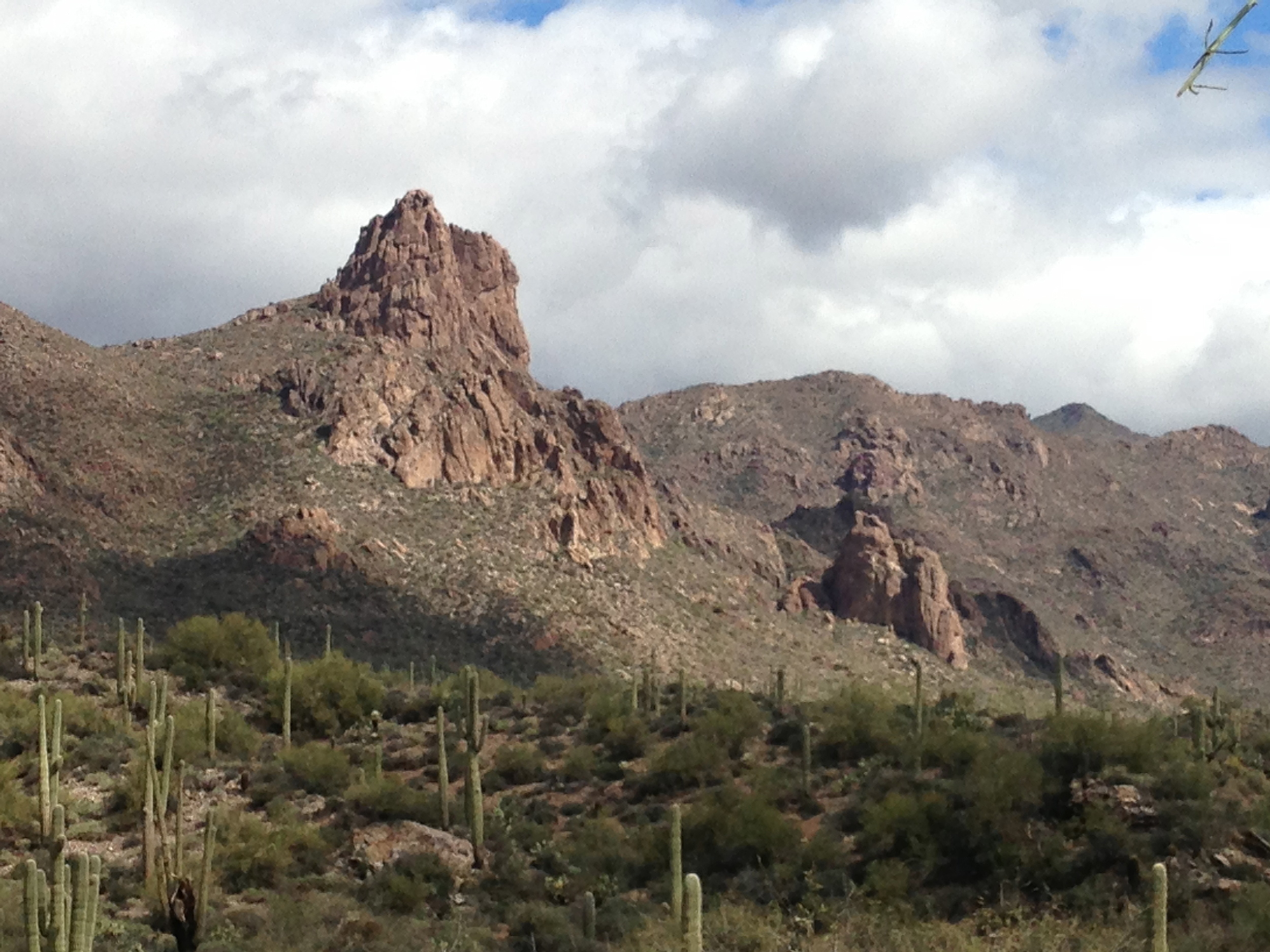 Rolfing® Resources images - Superstition Wilderness