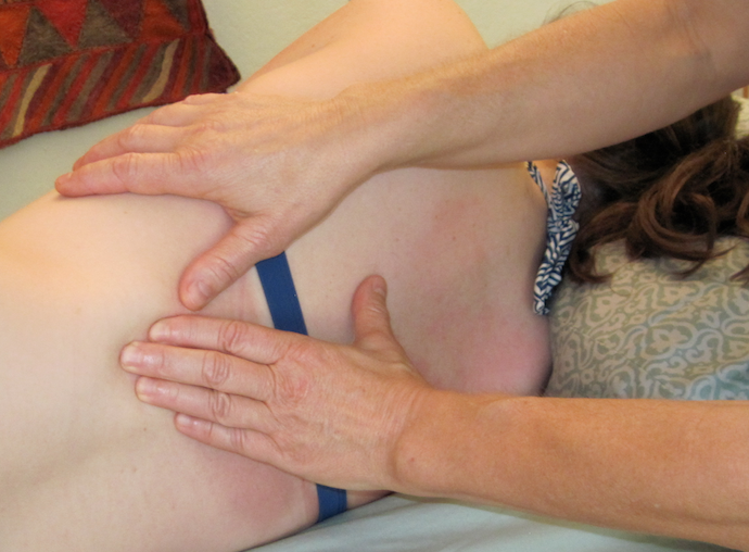 Rolfing® session