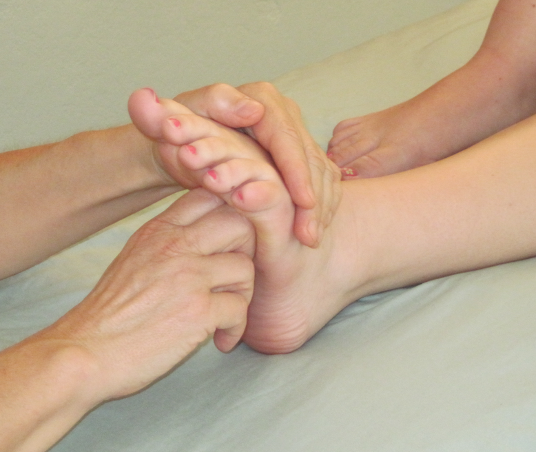 Working the plantar fascia - Rolfing® Structural Integration