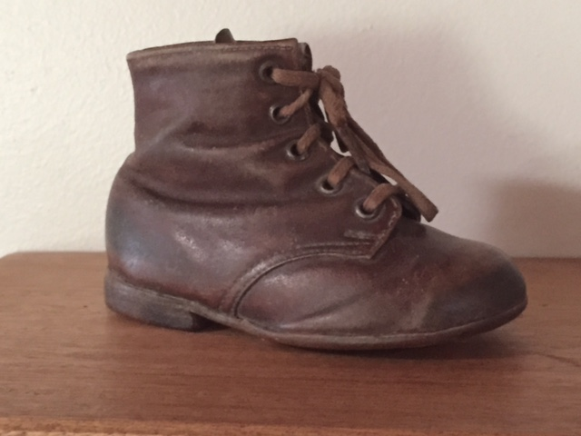 Rolfing Resources images - baby shoe