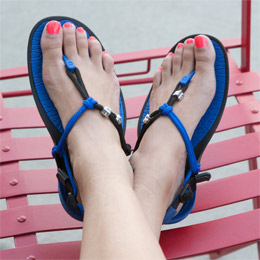 Xero sandals - recommended