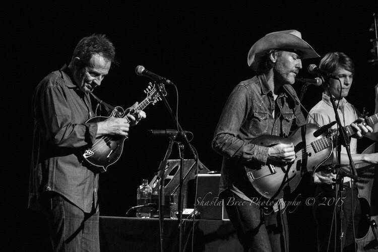 Dave Rawlings Machine at The Moore Theater. Seattle, WA
