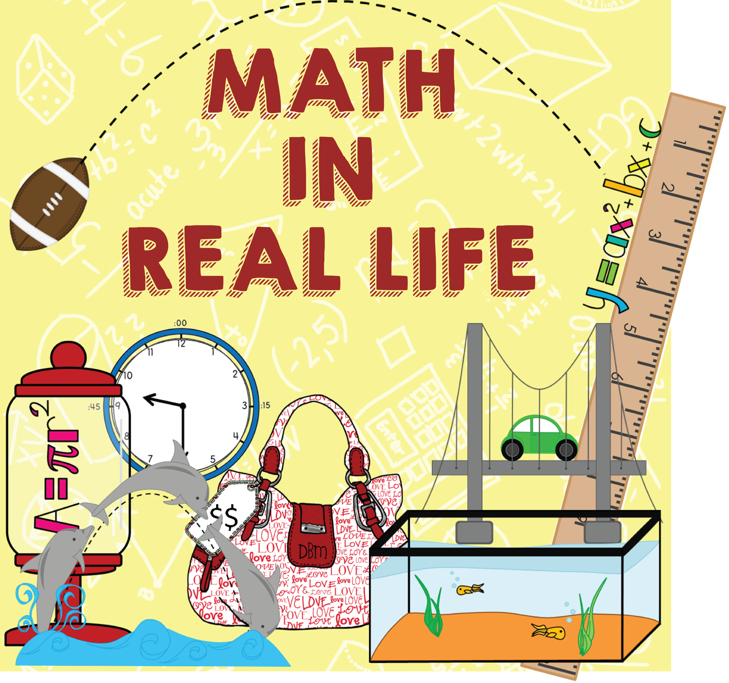 Join us in exploration of math in our full day summer camp!
