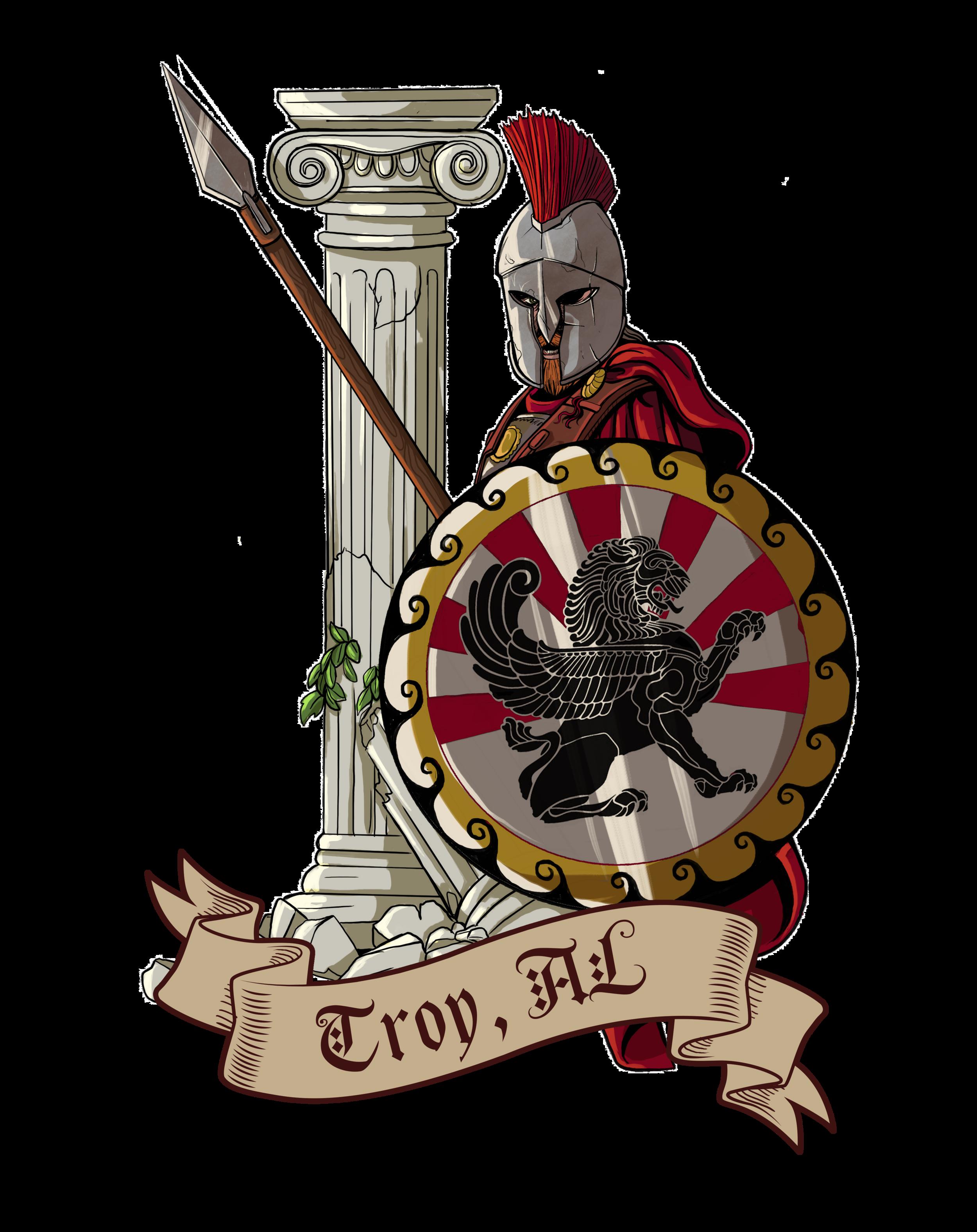 Troy Spartan