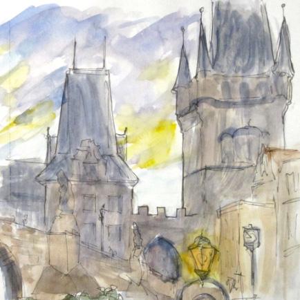 Sketchbook: Places