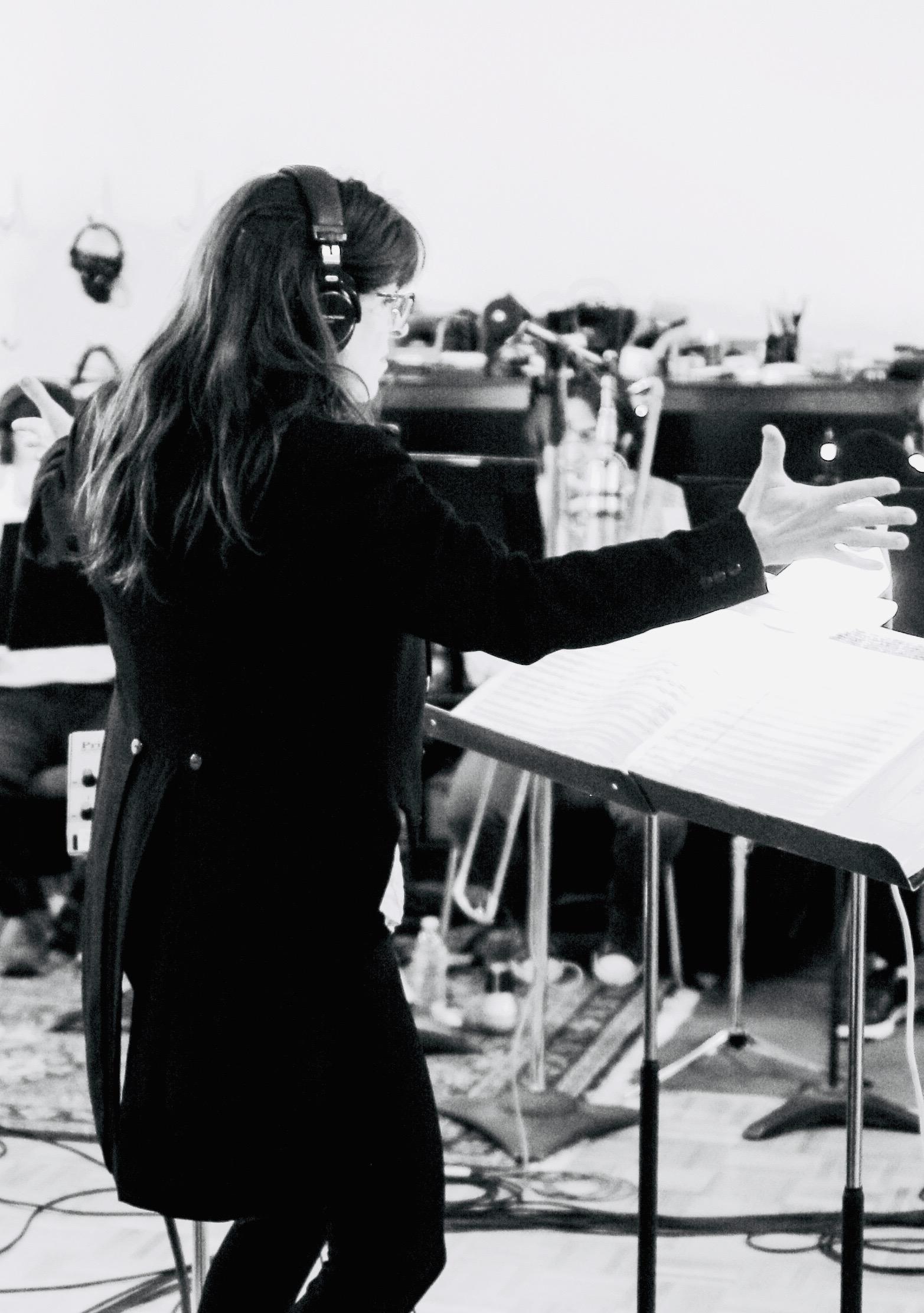 Maestro... photo: Sandrine Lee