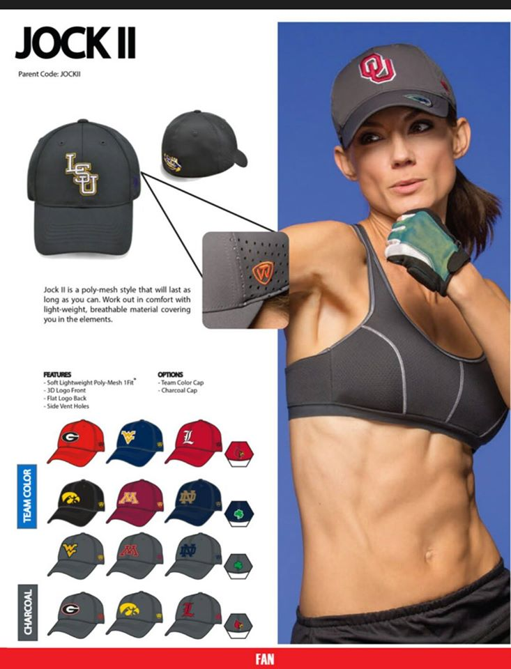Top of the World Caps Catalog