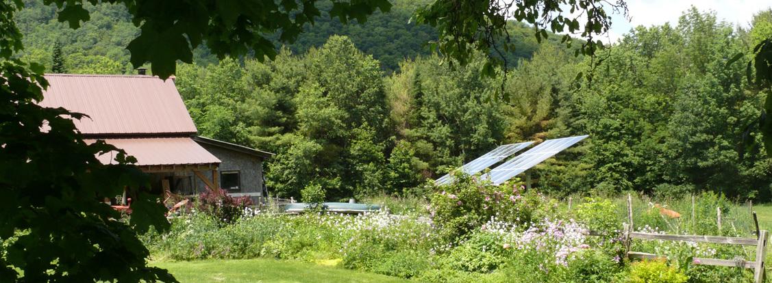 We run on 100% net metered Solar Power.