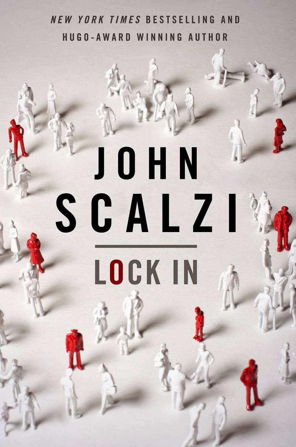 While the idea of using robots as avatars isn't a new one, the world that John Scalzi creates with his is, in a word, incredible. The effortless way that he incorporates futuristic civil rights, inevitable human nature, and a fantasy world that actually seems attainable, all while creating a story where the reader is invested and interested, is what makes Lock In so consumable.     John Scalzi's in depth world of threeps, Hadens, integrators, and those unaffected by the flu and meningitis-like disease that affected a strong majority of the population has so much room for expansion, and it would be a crying shame if this was the only book in the series.