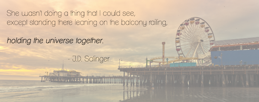 """A Girl I Knew"" - JD Salinger (click through will bring you to the short story)"